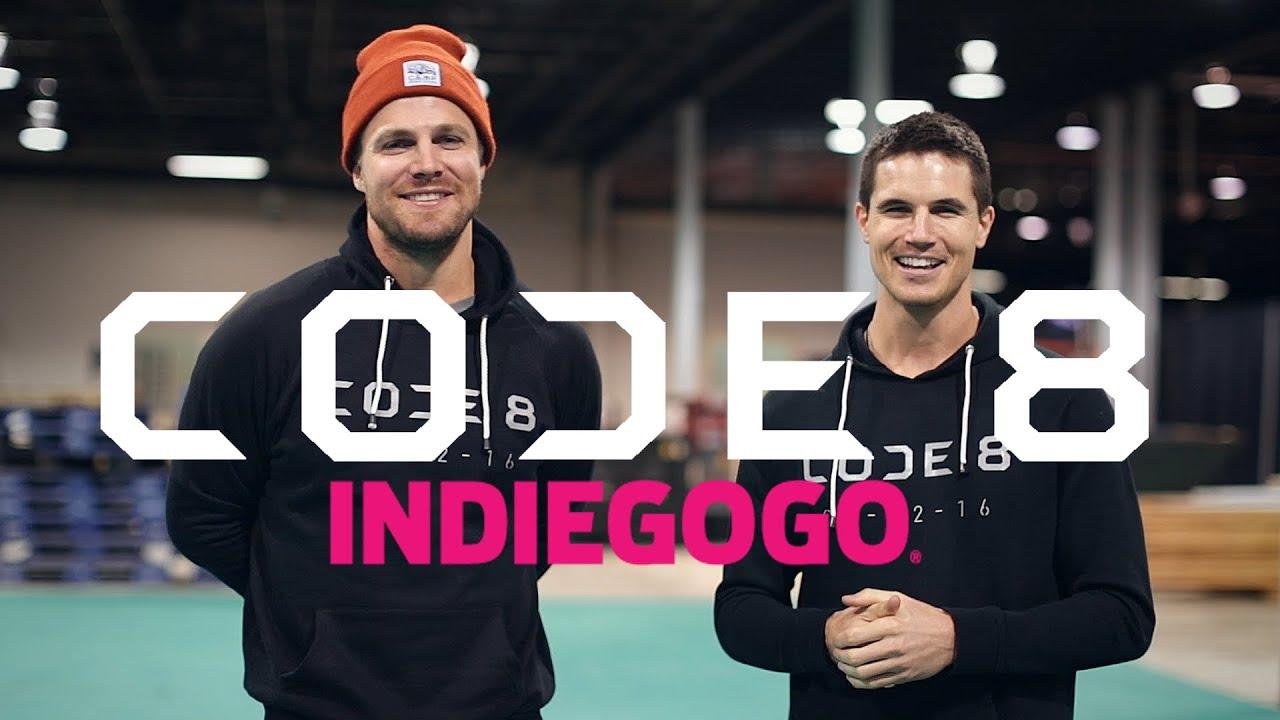 Code 8 - Indiegogo Campaign Video