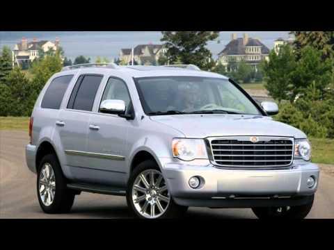 Chrysler Suv Aspen Youtube