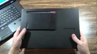 Ноутбуки: Lenovo ThinkVision и производительность ThinkPad W530(, 2013-02-13T09:33:46.000Z)