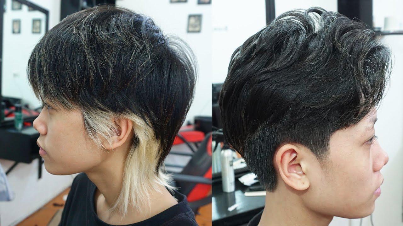 Hướng dẫn uốn phồng – Kiểu tóc side part -Tóc nam đẹp 2021 – Chính Barber.   Tổng quát các thông tin về xem những kiểu tóc nam đẹp đúng nhất