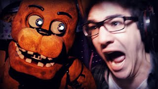 FIVE NIGHTS AT FREDDY'S 3 - NOITE 3 (Fan-Made)