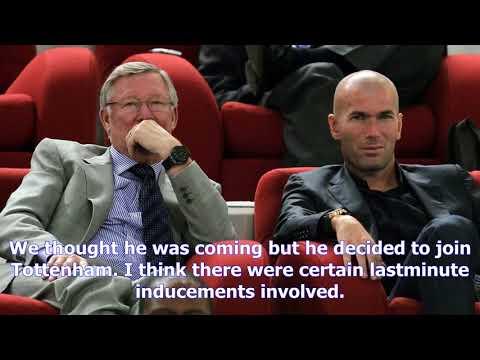 Alex ferguson chose cantona over zidane at man utd- [News 24h]