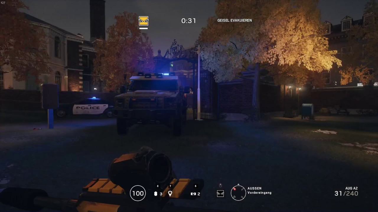 Mouse Lag in Rainbow Six Siege
