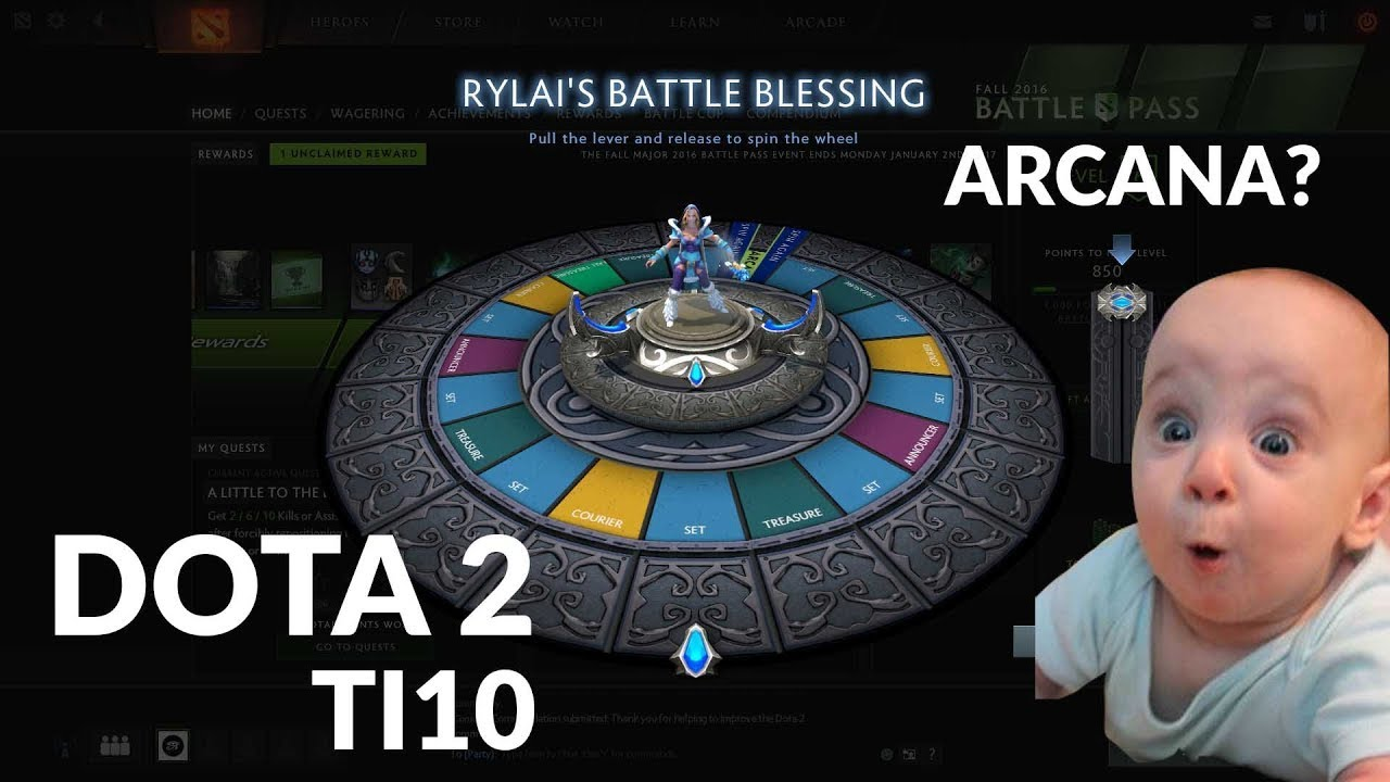 RylaiS Battle Blessing