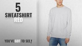 Топ-10 толстовка Червоний [2018]: плід реглан класичний станок чоловічий светр