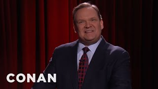 Andy's Holiday Scamwatch  - CONAN on TBS