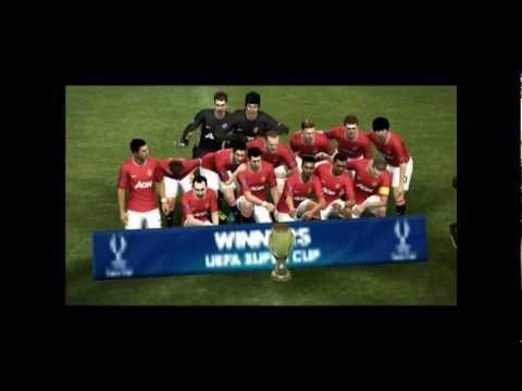 ManU 3-0 Liverpool (UEFA Supercup)