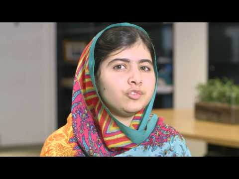 Malala Yousafzai: Meet my father and my mother