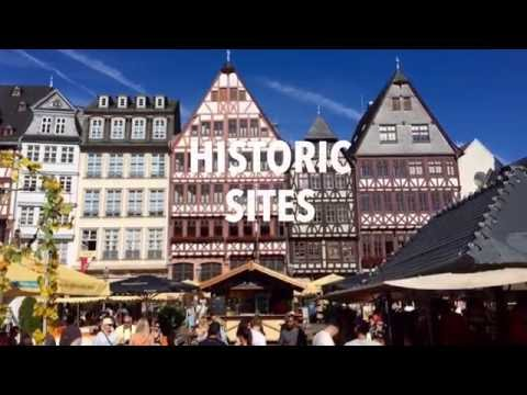 EXPATS IN FRANKFURT - Expats in Germany - Location Scout [HD] #Expats #Germany