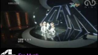 4Minute - For Muzik/Muzik (Compliation MV) w/Lyrics