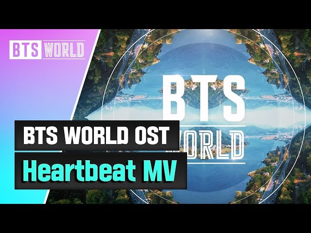 BTS Debut 'Heartbeat' Music Video From Mobile Game BTS World