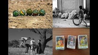 80'lerde 90'larda Çocuk Olmak Eski Çocuk Oyunları (Nostalji)