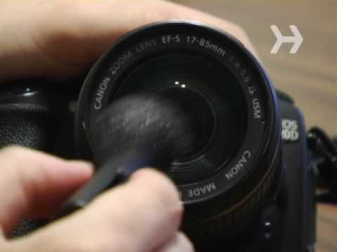 How To Clean A Camera Lens Youtube