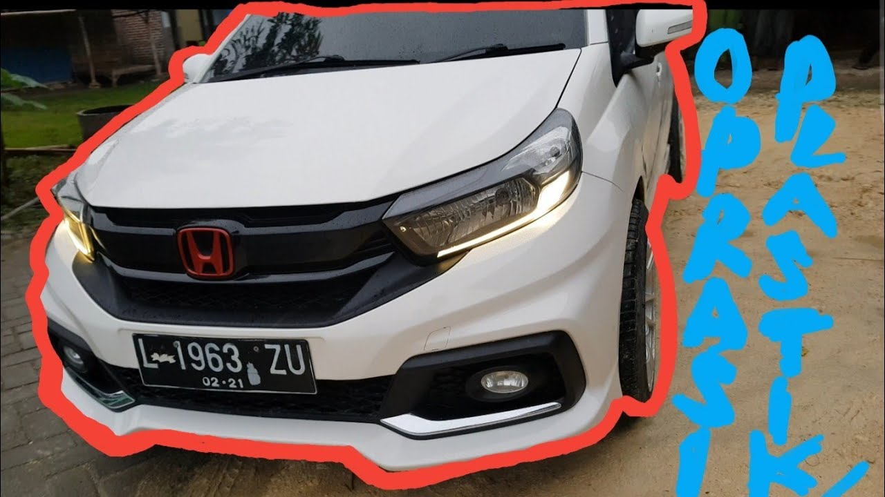 Upgrade Honda Mobilio Type E 2015 to RS facelift - YouTube