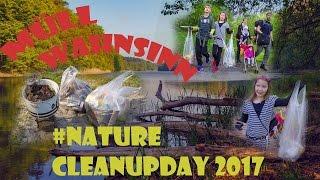 Müllwahnsinn #NatureCleanUp Day am Gamensee