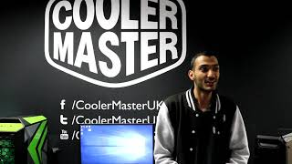 "Interview With The ""Cooler"" Master Ronil  Bhimjiani @ Cooler Master UK Speaks With TFT"