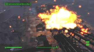 FALLOUT 4 - Benevolent Leader Trophy Achievment Payback for 8 hrs annoyance