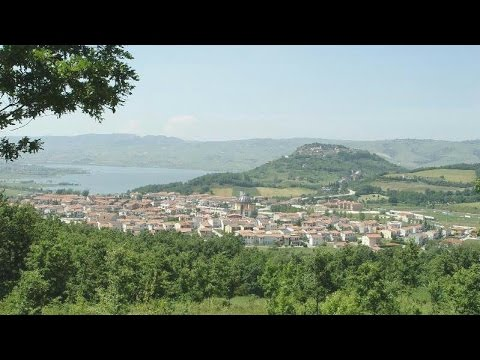 COMPSA e CONZA DELLA CAMPANIA - LA CITTA' DALLE DUE ANIME - (Avellino-Irpinia-Italy) - Le due citta'