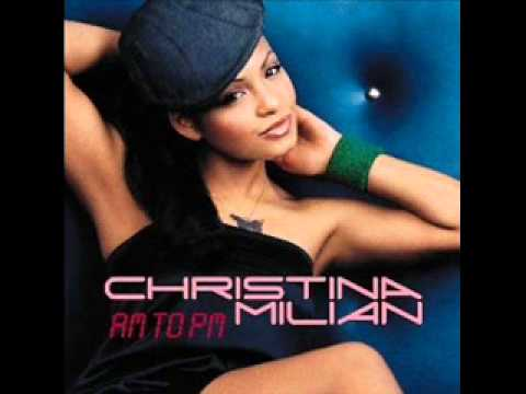 Christina Milian  AM to PM Remix  Version