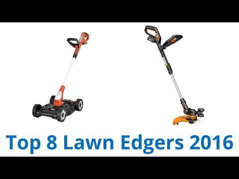 8 Best Lawn Edgers 2016