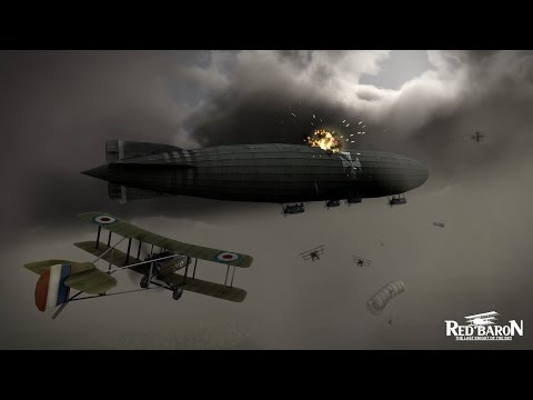 Sky Baron: War of Planes Android GamePlay Trailer (1080p)