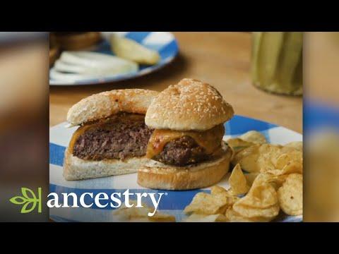 Cheeseburger | Recipe Records | Ancestry