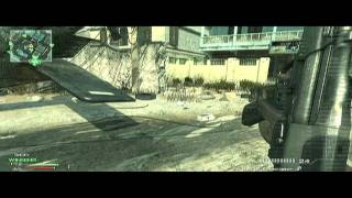 MW3- Knife/Throwing Knife Only Montage #1