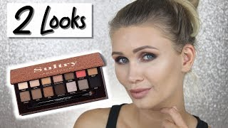 ABH SULTRY PALETTE 😍 2 LOOKS | Swatches & Review | Anastasia Beverly Hills