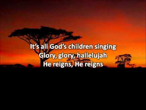 He Reigns - Newsboys (with lyrics)