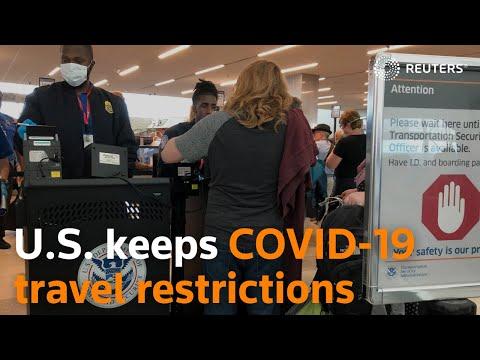 U.S. Will Not Lift Travel Restrictions, Citing Delta Variant - SamChui.com