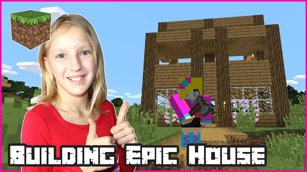Building an epic house for ronald minecraft youtube for Epic house music