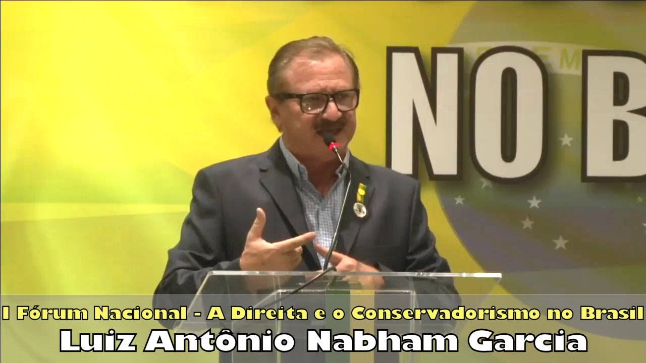 Palestra 8 - Luiz Antônio Nabham Garcia - O Perigo à Propriedade Privada e ao Produtor Rural