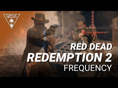 Red Dead Redemption 2 - Frequency