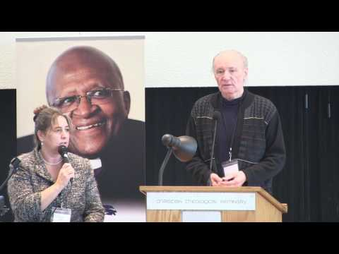 Drewermann at Tutu Conference: Resisting Capitalist Destruction of Humanity ENGLISH