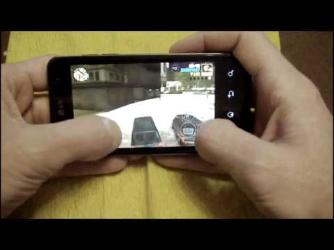 LG Optimus 2X review £199 LG P990