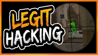 CS:GO | Legit Hacking - FOV 30 ON AWP/SCOUT / I Wasn't That Obvious... Xdeee.. #BhopLoveFOV30