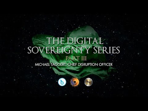 Digital Sovereignty Series 3: Giselle Koy and  Michael Taggart