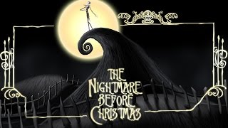 NIGHTMARE BEFORE CHRISTMAS - This Is Halloween (KARAOKE clip) - Instrumental, lyrics on screen