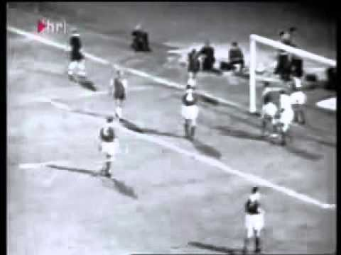ECCC-1959/1960 Eintracht Frankfurt - Glasgow Rangers 6-1 (13.04.1960)
