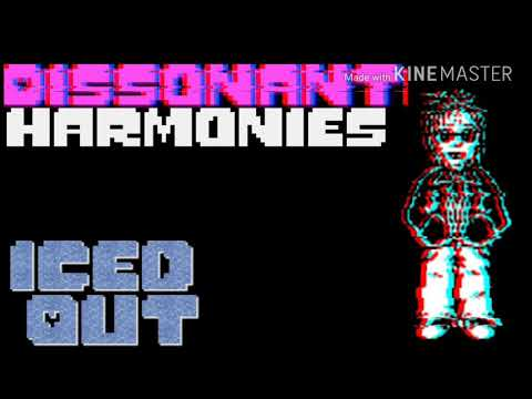 Dissonant Harmonies - Iced Out (A Lil'Pump Megalo)