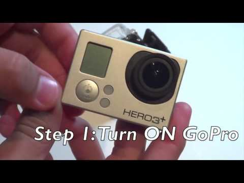 How To Record Capture Os On Gopro Hero