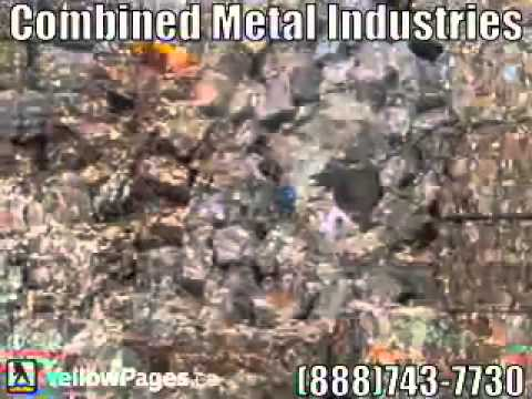 Combined Metal Industries Inc Public Yards