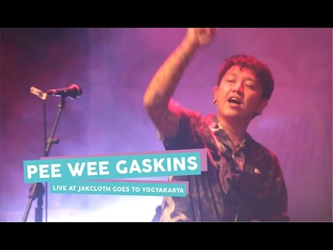[HD] Pee Wee Gaskins - Berbagi Cerita (Live at JakCloth Goes to Yogyakarta, Mei 2017)
