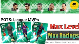 Top 26 14 legends max ratings pes 19 mobile part 1 videos