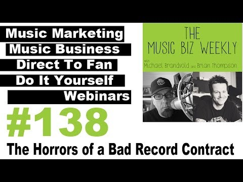 The Horrors of a Bad Record Contract with 30 Seconds to Mars on the Music Biz Weekly