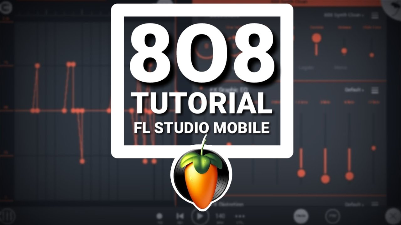 Download How to use 8O8 bass in fl studio mobile | Distortion and slide tutorial