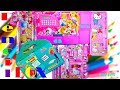 Disney Princess special Pencil Box, Hello Kitty Pencil Case and Barbie Magic Book