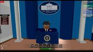 ROBLOX U.S.A. Senate Election