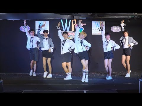 170702 Alian cover Apink - Only One + FIVE @ Watergate Pavilion Cover Dance 2017 (Au)