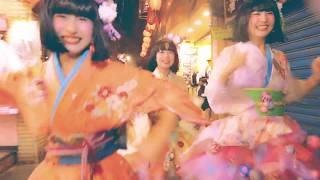 さげもんガールズの第二弾ミュージックビデオ「雨」 SAGEMON GIRLS debu...